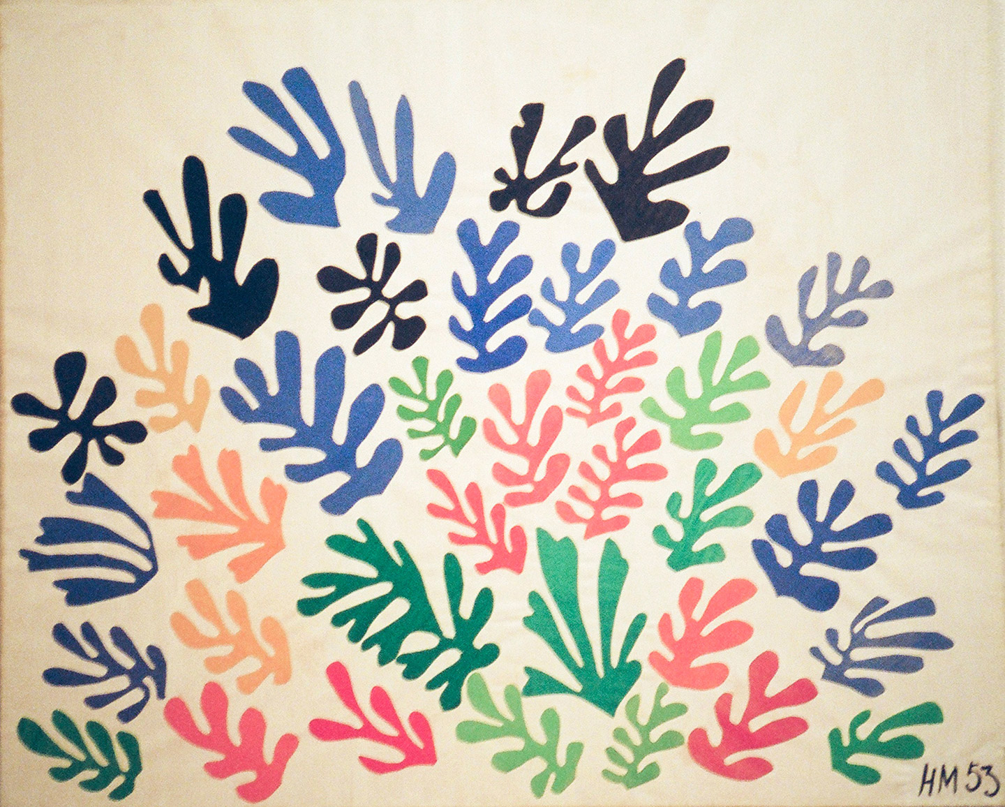 Muret and Matisse at the MoMA