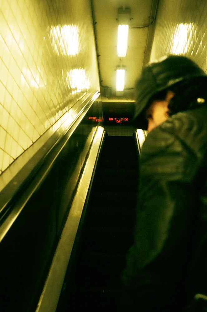 Pace in the subway
